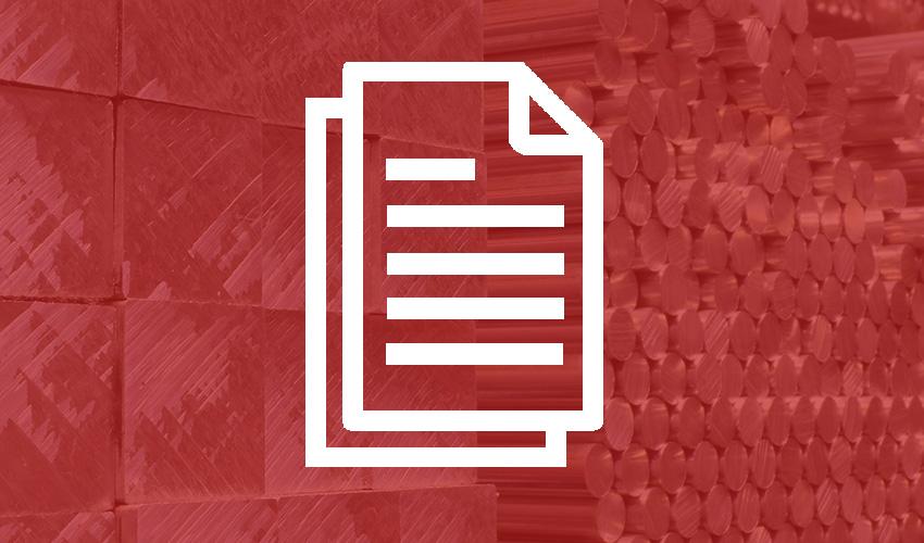 Aluminium Datasheets
